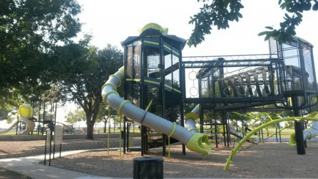 Old Settlers Park - Playground